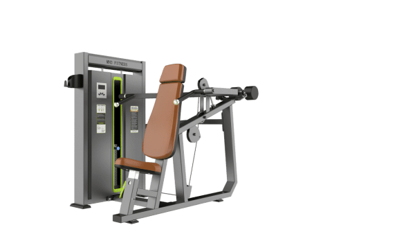 Seated Shoulder Press Serie Warrior