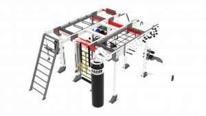 Cage Crossfit Cube D300