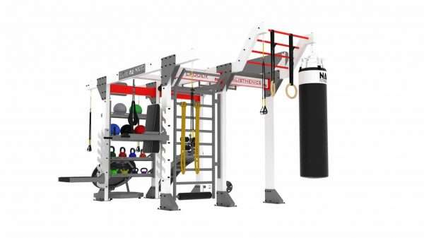 Cage Crossfit Cube D200