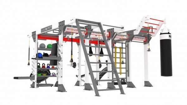 cage crossfit cube D400