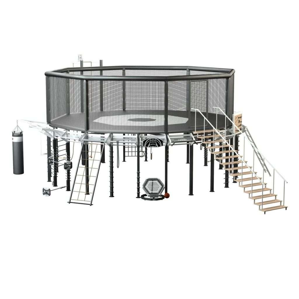 Cage de MMA Professionnelle