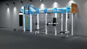 Cage Crossfit EXCELERATE WALL MOUNT 7