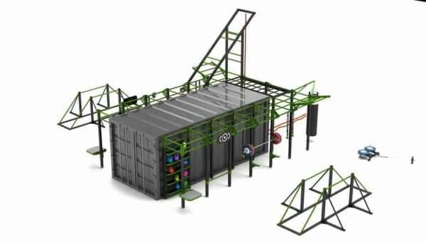 Cage crossfit container best cage crossfit [tag]