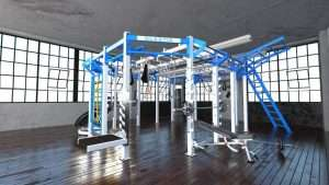 Cage Crossfit Diamond Line C
