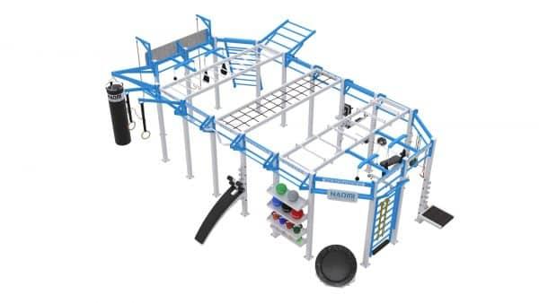 Cage Crossfit Platinum Line C 2