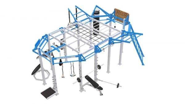Cage Crossfit Titanium Line C 4