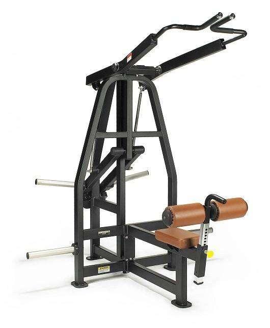 Machine de musculation Rear Pull Down Lexco / modèle LS-512
